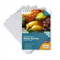 Papel Glossy 230gr A4 x20 Hojas